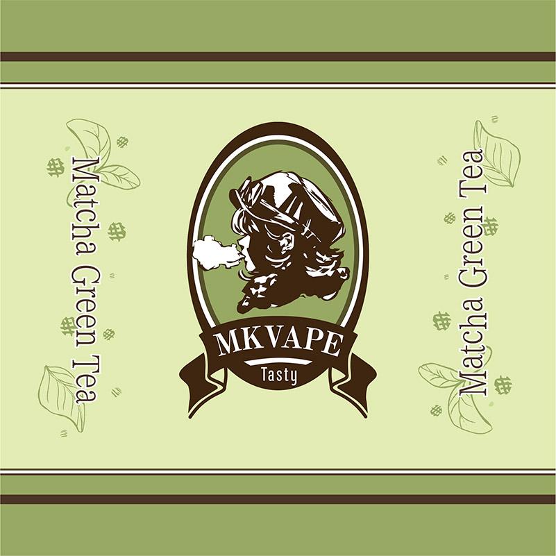 MK VAPE Tasty Matcha Green Tea