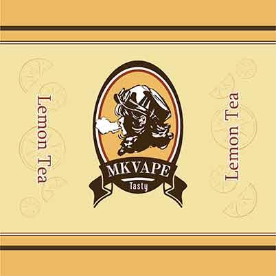 MK VAPE Tasty Lemon Tea