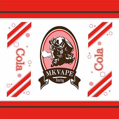 MK VAPE Tasty Cola
