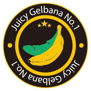 Jucy Gelbanana No.1